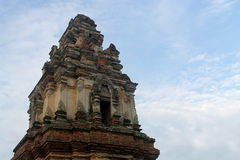 Ancient pagoda Royalty Free Stock Images