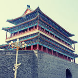 Ancient pagoda in Forbidden City(Beijing, China) Stock Photography