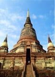 Ancient pagoda Royalty Free Stock Photos