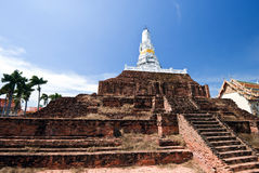 Ancient pagoda in Thailand Royalty Free Stock Photography