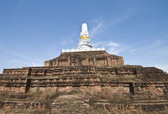 Ancient pagoda in Thailand Stock Photos