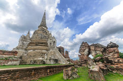 Ancient Pagoda at Thailand Royalty Free Stock Photo