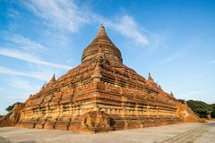 Ancient pagoda. There are many ancient pagoda in Myanmar Stock Images