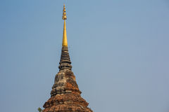 Ancient pagoda Royalty Free Stock Photo