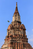 Ancient pagoda Royalty Free Stock Photography