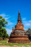 Ancient Pagoda. Pagoda at wat phra sri sanphet temple, Ayutthaya, Thailand Royalty Free Stock Photo