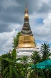 Ancient Pagoda. Wat Tamnak Chiangmai, Thailand. Stock Image