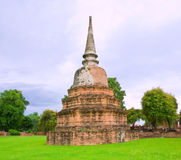 Ancient pagodas Royalty Free Stock Image