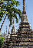 Ancient pagodas Royalty Free Stock Photos