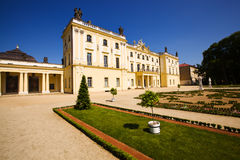 Ancient palace Royalty Free Stock Image