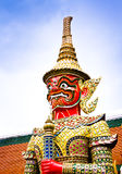 Ancient palace in Thailand Stock Photos