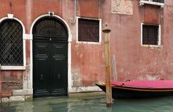 Ancient palace of Venice Stock Photos