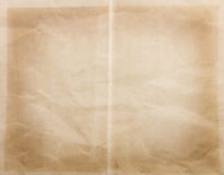 Ancient paper. Texture, grunge, ancient paper with age marks Stock Image