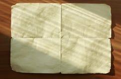 Ancient paper Stock Photos