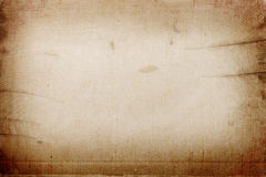 Ancient paper with age marks Royalty Free Stock Photo
