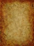 Ancient papyrus background. Ancient papyrus grunge paper background Royalty Free Stock Images