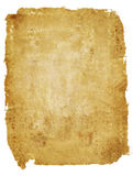 Ancient parchment Royalty Free Stock Images