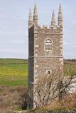 Ancient Parish Church Royalty Free Stock Images