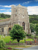 Ancient parish church hasting england Stock Photos