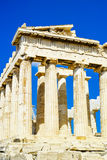 Ancient Parthenon Royalty Free Stock Images