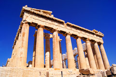 Ancient Parthenon Royalty Free Stock Image