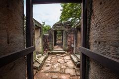 Ancient path Stock Photo