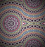 Ancient pattern. Vector illustration Royalty Free Stock Photography