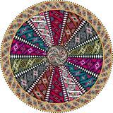 Ancient pattern. Vector illustration Royalty Free Stock Image