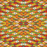 Ancient pattern. Vector illustration Stock Images