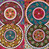 Ancient pattern. Vector illustration Royalty Free Stock Photo