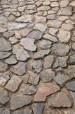 The ancient pavement Stock Photo