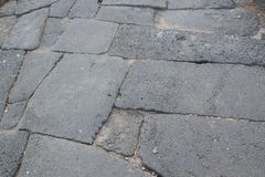 Ancient pavement Royalty Free Stock Images