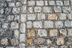 Ancient pavement Stock Photos
