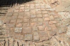 Ancient pavement Stock Image