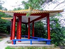 Ancient Pavilion Stock Photos