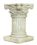 Ancient Pedestal Royalty Free Stock Photo