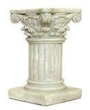 Ancient Pedestal Royalty Free Stock Photo