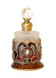 Ancient perfume bottle Stock Image