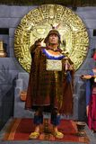 Ancient Peruvian Elite, Priests and Lords Inca royalty free stock photography