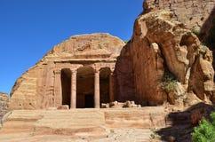 Ancient Petra, Jordan Royalty Free Stock Photography