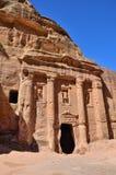 Ancient Petra, Jordan Royalty Free Stock Photo