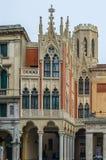 Ancient pharmacy of Padova, Italy Stock Photography
