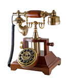 Ancient phone Royalty Free Stock Photography