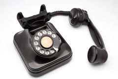 Ancient phone Royalty Free Stock Image