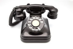 Ancient phone Stock Images