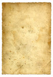 Ancient photo paper background Royalty Free Stock Images