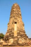 Ancient Phra Prang Stock Photography