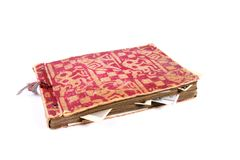 Ancient picture album Royalty Free Stock Photos