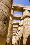 Ancient Pillars Royalty Free Stock Photography