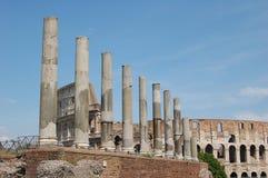 Ancient pillars Royalty Free Stock Photo